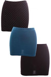 ESMARA Ladies Skirt short Miniskirt Women's Skirt Stretch (For )
