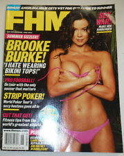 FHM Magazine Brooke Burke & Landi Swanepoel June 2004 NO ML 121614R2