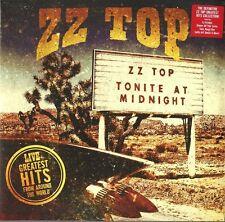 ZZ TOP -  LIVE GREATEST HITS -  2 LP VINILE    NUOVO SIGILLATO