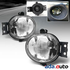 2002-2008 Dodge Ram 1500/2500/3500 /2004-2006 Durango [Glass] Fog Lights