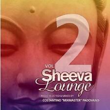 SHEEVA LOUNGE 2 = Kato/Aloha/Chava/Mowree/Barrak/Funk...= DOWNTEMPO DUB AMBIENT