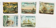 (PAN-96) 1968 Panama 5stamps paintings (not issued)