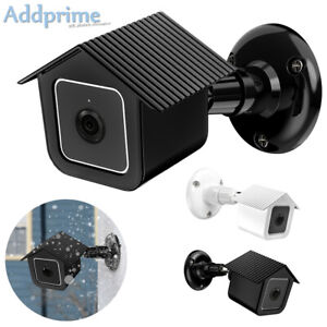 Adjustable Wall Mount Bracket for Wyze Cam V3 with Protective Cover Case
