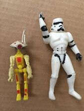 Star Wars Vintage Mexico Battle Pit Droid Bootleg Unusual Scarce Rare Variant