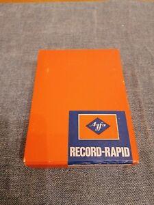 Agfa Record - Rapi-RRS 111 Fotopapier 10,5x14,8cm