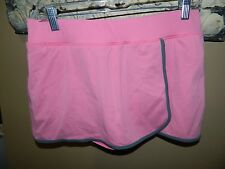Lands' End Swimsuit Bottoms Womens Pink/Gray Size 10