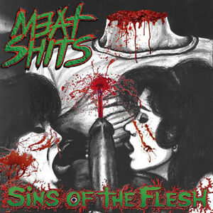 MEAT SHITS - sins of the flesh CD