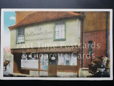 Old PC London: The Old Curiosity Shop (N.POOLE WASTE PAPER MERCHANT)