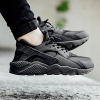Running Shoes Mens Autumn Athletic Trainers Sneakers Triple Sports Outdoor Wear