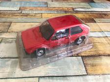 Voiture miniature Volkswagen VW Golf GTI 1977 Rouge Solido au 1/18