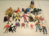 "LOT OF 22 + Marvel Universe 3.75 - 6"" INCH Action Figure Spider man X MEN DC #6"