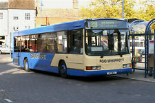 whippet h17wcl st neots 29-10-11 6x4 Quality Bus Photo