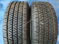 Unused 33 year old Original Michelin Sport XGT 205/55 VR16 Tire 4 Show & Display