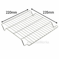 Square Chrome Grill Pan Rack Tray for Baumatic Oven Cooker Replacement