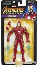 "MARVEL LEGENDS SERIES INFINITY IRON MAN 6"" ACTION FIGURE"