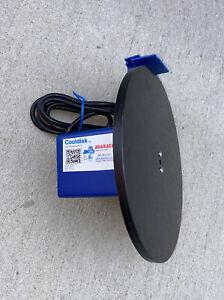 ABANAKI SCD12 Oil Skimmer,110V,1.5 gph New