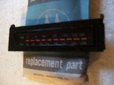 Motorola AM FM  8 track tape deck door NOS Ford ? Mopar ?  60s 70s 74 76 78 ??