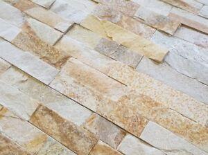 Oaster Splitface Tiles £38 m2 drystack walling priced per m2