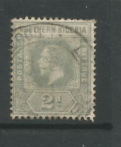 NORTHERN NIGERIA  1912   2d  KGV   FU     SG 42