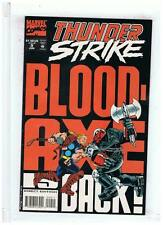Marvel Comics Thunderstrike #9 NM- 1994