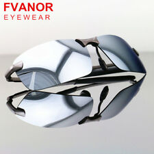 Men's Mirrored Polarized Driving Sunglasses Pilot Glasses UV400 Sports Eyewear