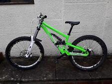 Scott FR20 2012 Small downhill freeride full suspension mountain bike 26er