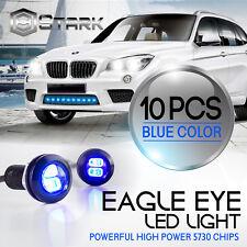 Eagle Eye 18mm 5730Smd High Power Blue Led Fog Light Drl Backup Signal - 10Pcs(Fits: Neon)