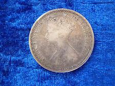 GB Victoria Gothic Florin 1872 die no. 104 S3893 F