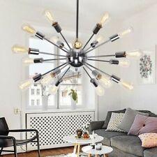 Modern Sputnik Chandelier 18-Lights Ceiling Lights Pendant Lamp Deco Dining Room
