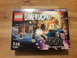 NEW LEGO Dimensions Fantastic Beasts & Where to Find Them Story Pack (71253) UK