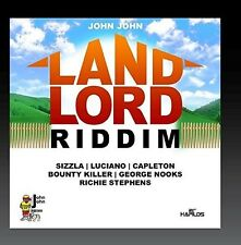 Various Artists - Land Lord Riddim [New CD] Manufactured On Demand