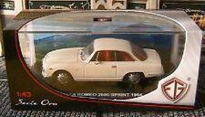 ALFA ROMEO 2600 SPRINT 1964 EDISON EG 1/43 ITALIA BIANCA BLANCHE WHITE