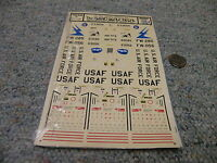 Microscale  decals 1/72 72-126 F-100 Super Sabres #3     G125