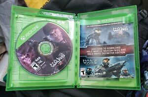 Halo Wars 2 (Xbox One, 2017) 100% complete works