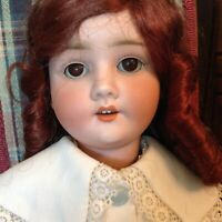 VINTAGE ALL BISQUE DOLL