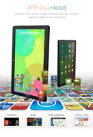 10.1 Zoll  Android 7.0 TABLET PC 3G WiFi WLAN Tablet PC16GB  Schwarz QUAD CORE