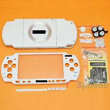 NEW FULL HOUSING OUTER LENS + BUTTON SET +SCREW SET FOR SONY PSP 2000