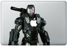 IPad Decal Autocollant Iron Man, War Machine Art pour APPLE Tablette