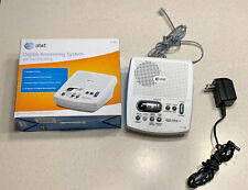 AT&T Digital Answering Machine System Model 1739 With Time & Day Stamp