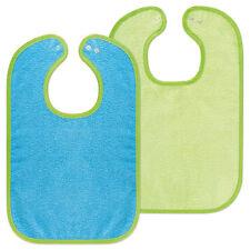 Bieco 10er Set Babylätzchen Lätzchen Klettlätzchen Laetzchen abwachbar Neu