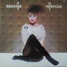 Pat Benatar - Get Nervous - Vinyl 33T LP