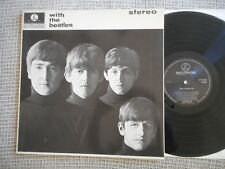BEATLES With The Beatles HOLLAND PARLOPHONE RE LP NM
