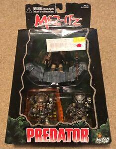 Mezco Mez-Itz Predator Figure Set