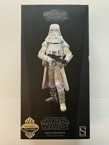 Sideshow Star Wars Snowtrooper Exclusive 1/6 scale
