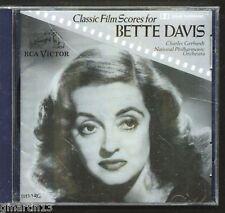 Classic Film Scores Bette Davis - Gerhardt & National Philharmonic 1973  NEW CD