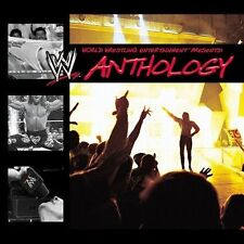 World Wrestling Entertainment Presents - WWE: the Anthology - 3 CD Set Complete