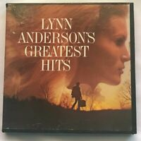 Rare Lynn Anderson's Greatest Hits Rose Garden Reel Tape Guaranteed 3-3/4ips