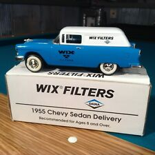 Dana Wix DieCast 1955 Chevy Sedan Delivery Truck Bank Vintage 1/25 Scale Rare