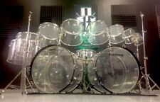 Ludwig Octa-Plus Vistalite 12pc Drum Set!  Local Pick Up In Vista Ca.