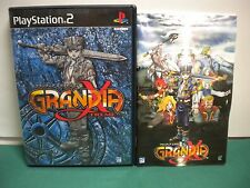 PlayStation2 -- Grandia Xtreme -- PS2. JAPAN GAME. 36271